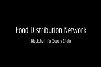 FoodNet  - Food Distribution Network