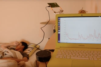 Walabot Sleep Quality Tracker