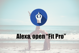 Fit Pro: Physical & mental fitness assistant for Alexa