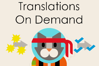 Translations-On-Demand