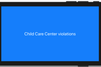 Child Care Licensing Violations in Harris County
