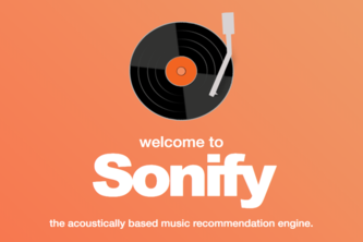 Sonify(Working Title)
