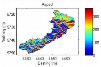 Image Segmentation of Geodata