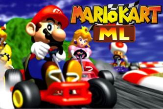 Mario Kart ML: AutoDrift