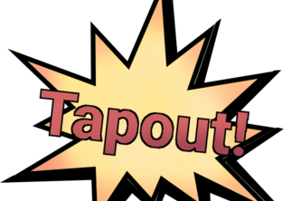 Tapout!