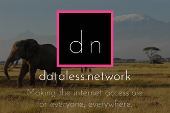 Dataless Network