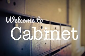 Cabinet - Notes and Photos