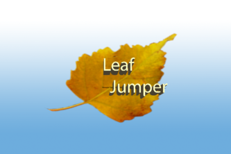 Autumn Leaf Jumper: Viond VR App #VRBucketList
