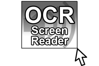 OCR Screen Reader