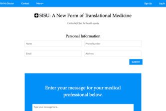 Translational Medicine: sisu