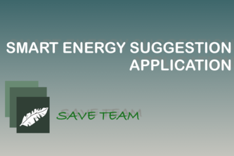 Smart Energy Suggestion Application