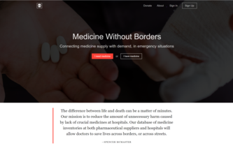 Medicine Without Borders