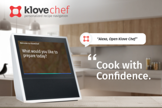 Klove Chef - Cook with Confidence