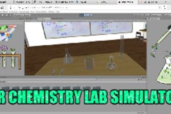 VR Chemistry Lab Simulation