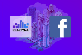 Realtyna's Organic IDX Facebook Ads