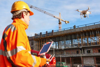 Drones for Construction, Operations and Maintenance
