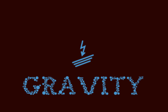 Gravity powered battery system