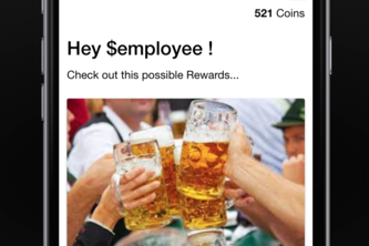 Employee Reward System