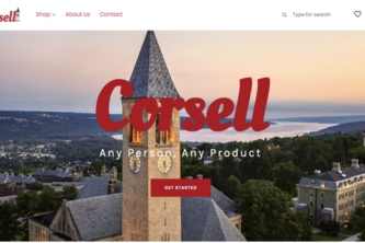CorSell: Big Red Store