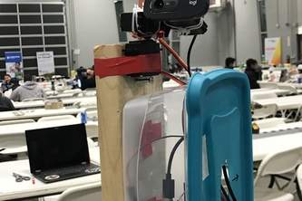 Facial Detection and Camera Tracking