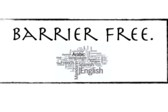 Barrier Free
