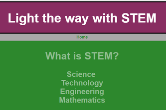 Light the way with STEM