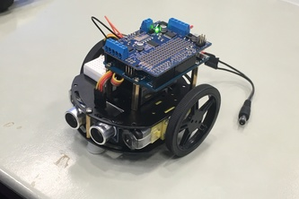 Arduino Turtle Car