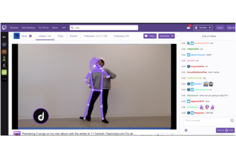 Dancebattle on Twitch