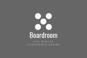 Boardroom: Five Minute Conference Rooms