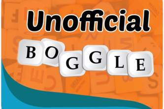 Unofficial Boggle