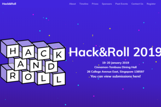 [CB] Hack&Roll2019Hack by Hatch