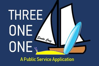 311 Santa Cruz: Public Service Application