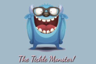 The Tickle Monster!