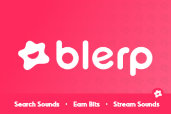 Blerp for Twitch