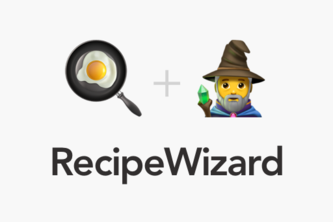 Recipe Wizard