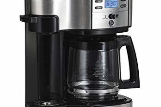 Electric Beans -- IoT Twitter Coffee Machine