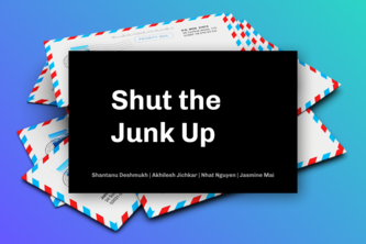 Shut the Junk Up