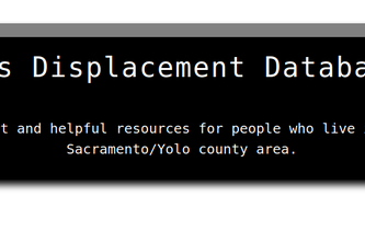 Davis Displacement Database