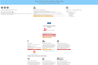 Microsoft User Security Evaluation Reporter