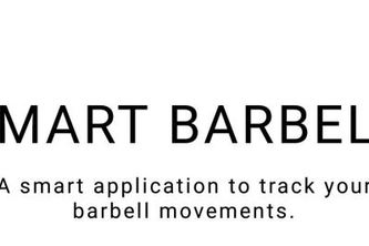 Smart Barbell