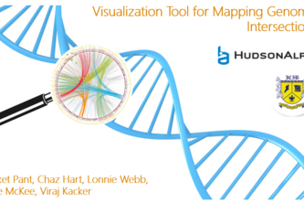 Visualization Tool for Mapping Genomic Intersections