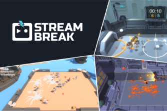 StreamBreak Twitch Extension
