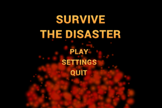 Survive the Disaster