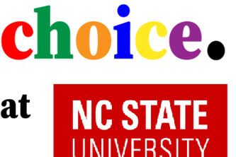 choice. at NC State University