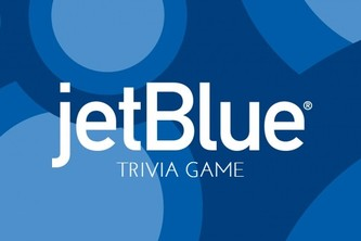 jetBlue Fun-Facts Game