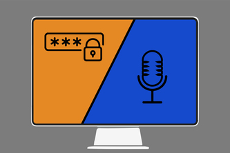 Chrome Voice Authentication