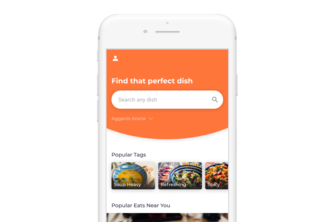 PlateRate Food Review App