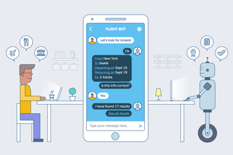 Scheduling with Chatbot