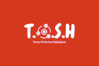 Term Of Service Highlighter (T.O.S.H for short)