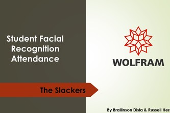 Student Attendance Facial Recognition